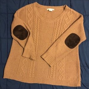Anthropologie- Coincidence & Chance fleck sweater
